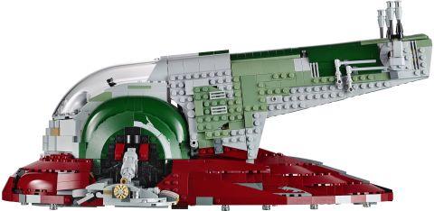 #75060 LEGO Star Wars Slave 1 Side