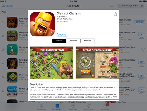 LEGO Clash of Clans Idea