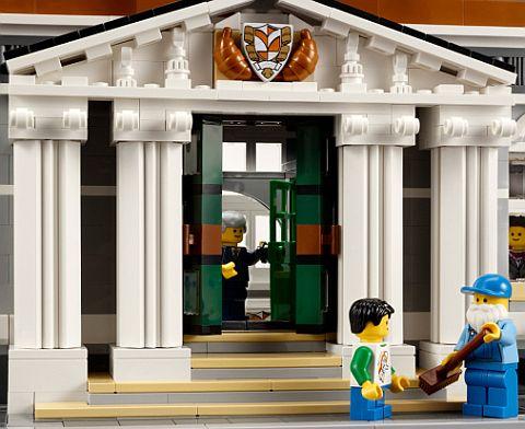LEGO Columns Tutorial