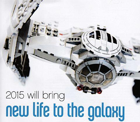LEGO Life Magazine - LEGO Star Wars