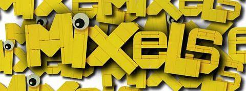 LEGO Mixels Stop Motion Films