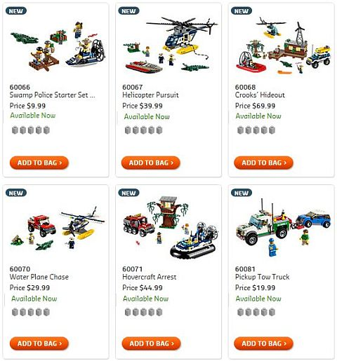 Shop 2015 LEGO City