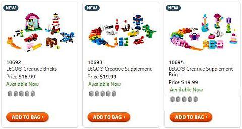 Shop 2015 LEGO Classic