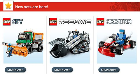Shop 2015 LEGO Sets