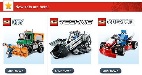 Shop 2015 LEGO Sets