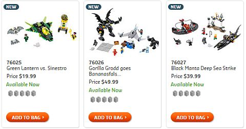 Shop 2015 LEGO Super Heroes