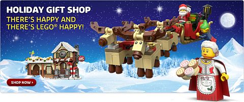Shop LEGO Christmas