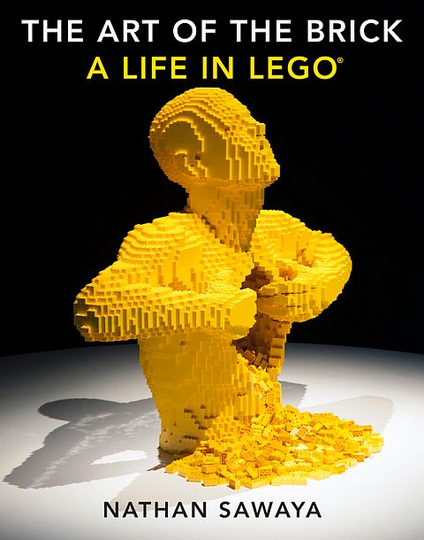 The Art of the Brick by Nathan Sawaya