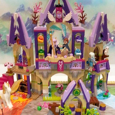 2015 LEGO Elves Palace Set