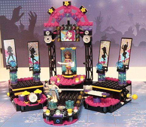 2015 LEGO Friends German Toy Fair 1