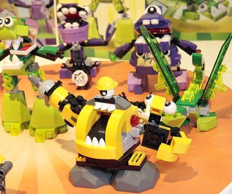 2015 LEGO Mixels
