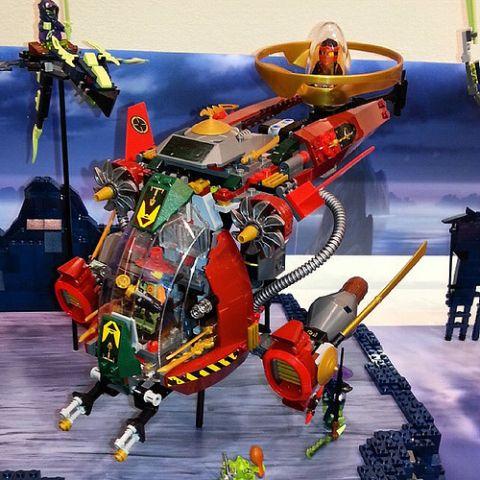2015 LEGO Ninjago German Toy Fair 1