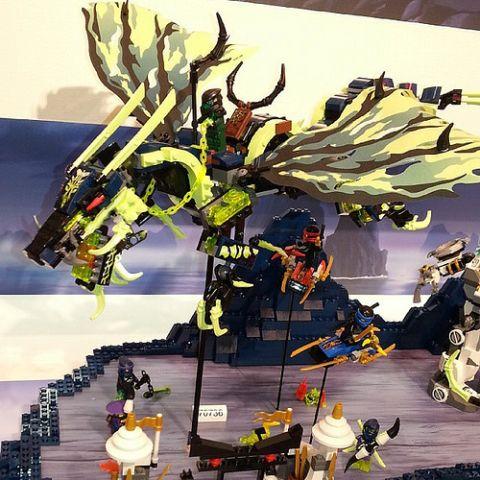 2015 LEGO Ninjago German Toy Fair 2