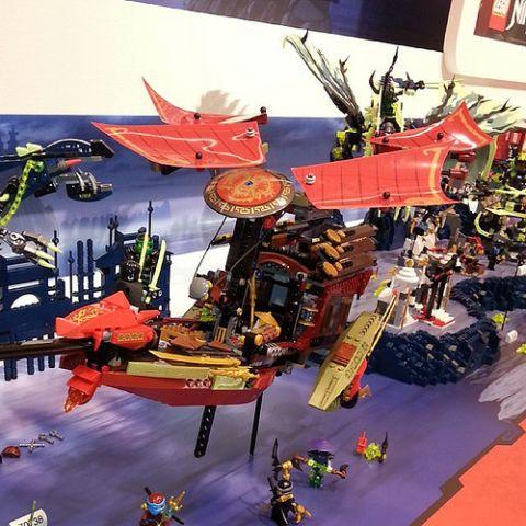 2015 LEGO Ninjago German Toy Fair 3