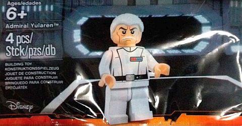 2015 LEGO Promo Admiral Yularen
