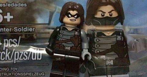 2015 LEGO Promo Winter Soldier