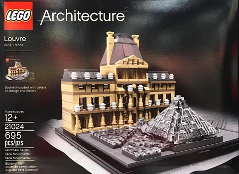 #21024 LEGO Architecture