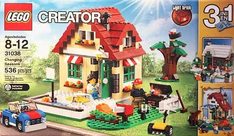#31038 LEGO Creator