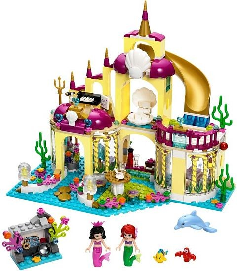 #41063 LEGO Disney Princess