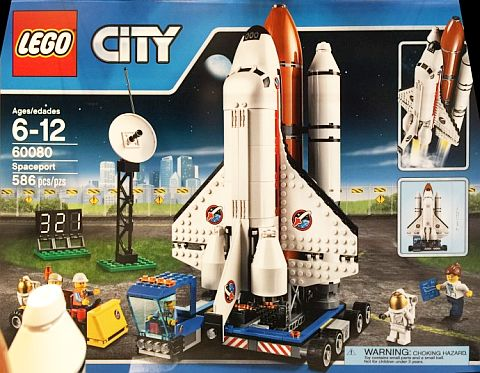 #60080 LEGO City Spaceport