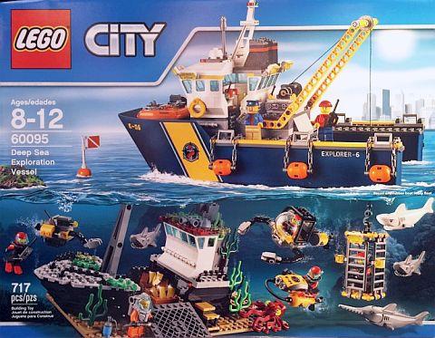 #60095 LEGO City Deep Sea Exploration