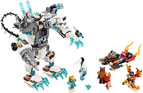 #70223 LEGO Legends of Chima