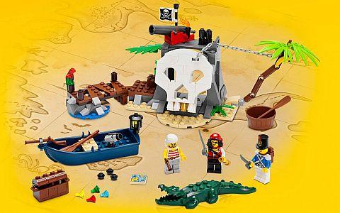 #70411 LEGO Pirates