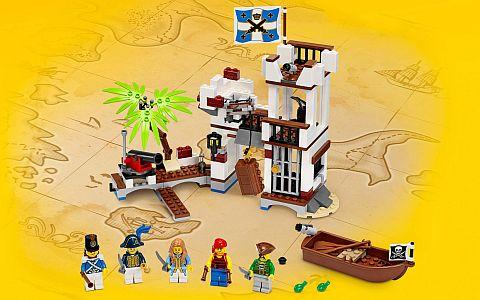 #70412 LEGO Pirates