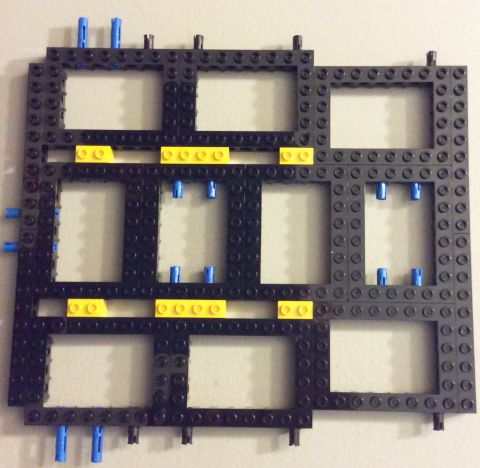 #76023 LEGO UCS Tumbler Review Frame 1