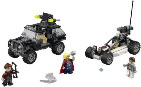 #76030 LEGO Marvel Super Heroes