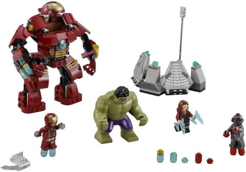 #76031 LEGO Marvel Super Heroes