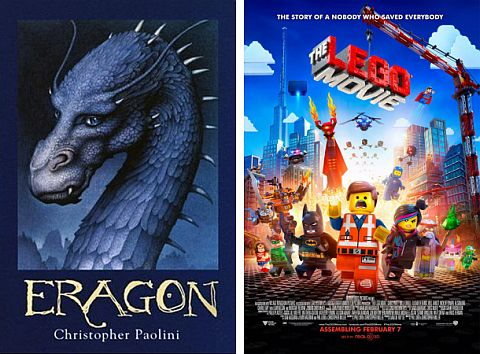 Eragon & The LEGO Movie