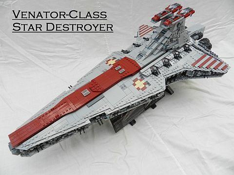 LEGO Ideas Star Destroyer by Qui-Gon-Gin