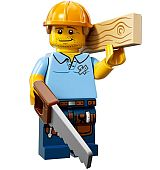 LEGO Minifigs Series 13 Carpenter