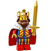 LEGO Minifigs Series 13 King