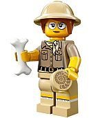 LEGO Minifigs Series 13 Research Lady