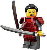 LEGO Minifigs Series 13 Samurai
