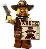 LEGO Minifigs Series 13 Sheriff
