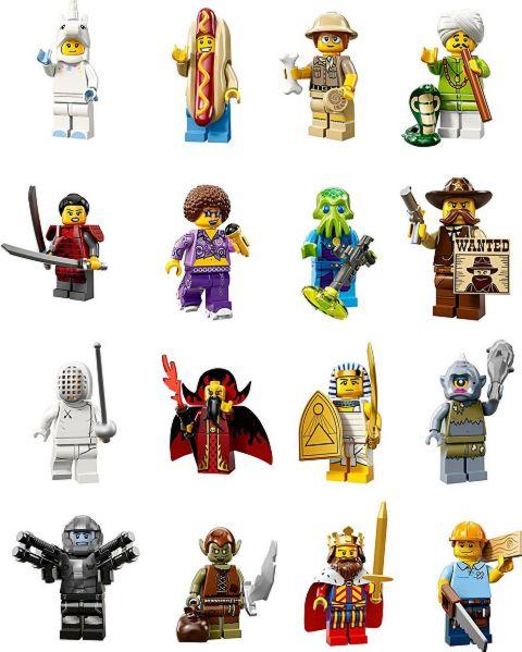 LEGO Minifigs Series 13