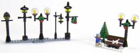 LEGO Street Lights