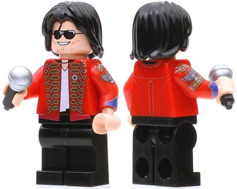 Minifigures.com Michael Jackson