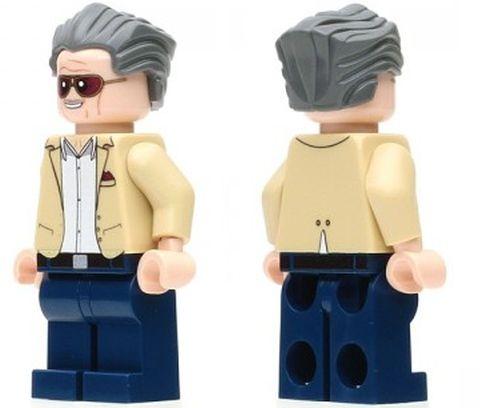 Minifigures.com Stan Lee