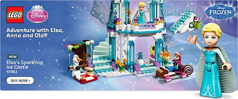 Shop January 2015 LEGO Disney Princess
