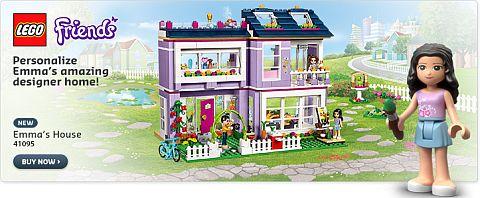Shop LEGO Friends Sets