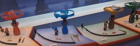 2015 Ninjago Airjitsu Spinners