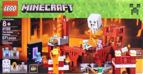 #21122 LEGO Minecraft Box