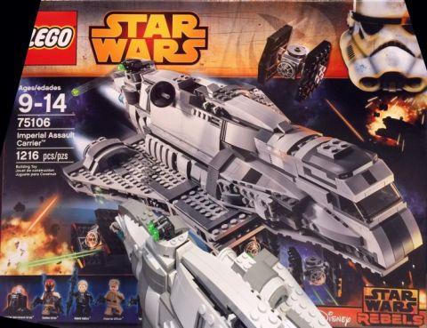#75106 LEGO Star Wars