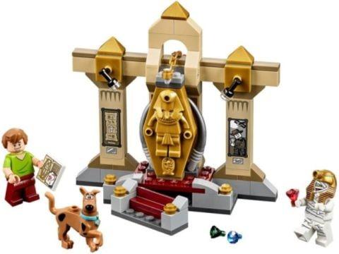 #75900 LEGO Scooby-Doo Details