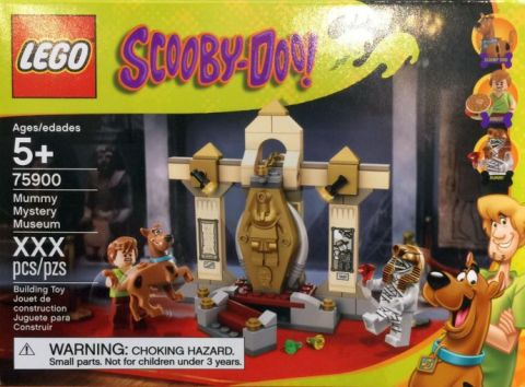 #75900 LEGO Scooby-Doo