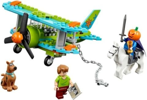 #75901 LEGO Scooby-Doo Details